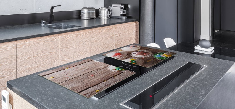 Christmas muffins Christmas Series Gigantic Worktop saver and Pastry Board
