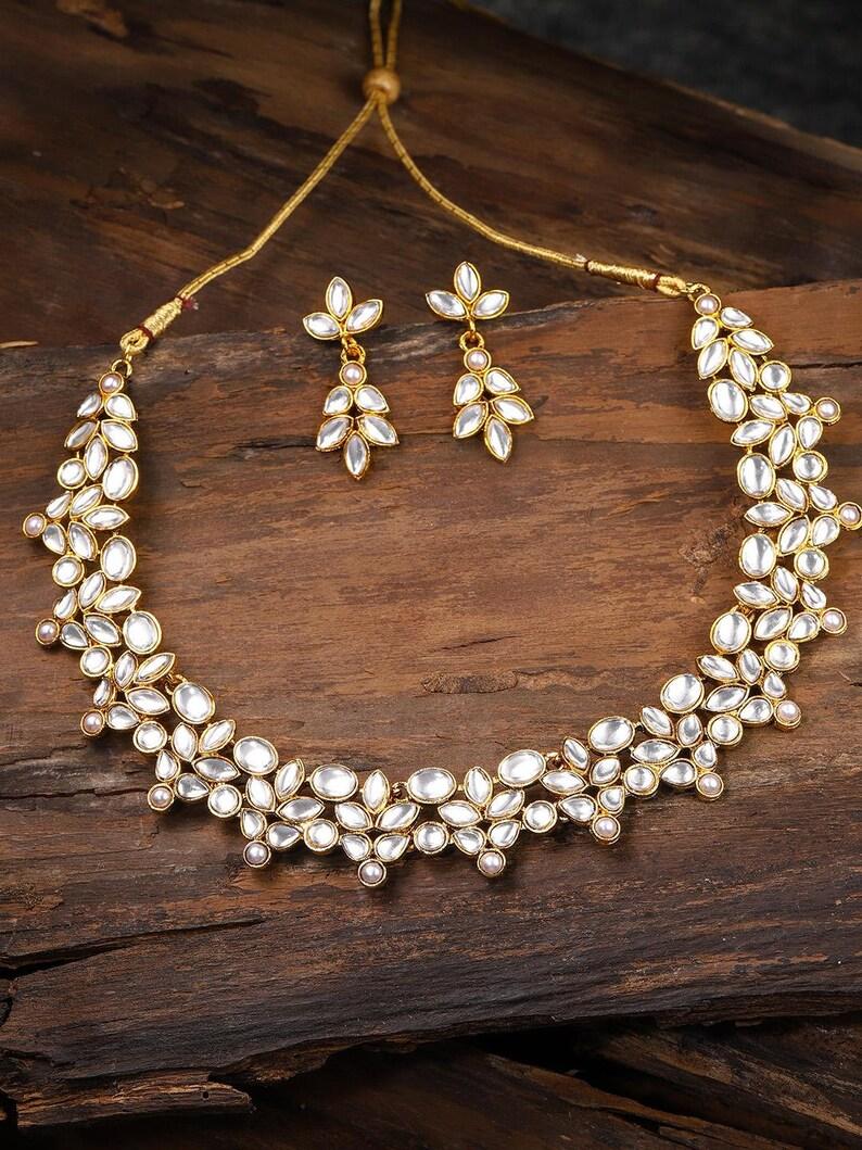 Kundan Jewellery,Indian Jewellery,High quality Kundan Necklace set,indian wedding collection,indian party wear jewellery