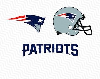New England Patriots Svg, Patriots Svg, NFL svg, Football Svg Files, T-shirt design, Cut files, Print Files, Vector Cut File, Football Logo
