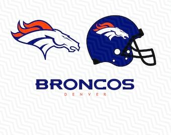 Denver Broncos NFL Svg, Broncos Svg, NFL svg, Football Svg Files, T-shirt design, Cut files, Print Files, Vector Cut File, Football Logo
