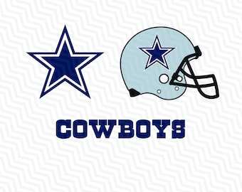 Dallas Cowboys NFL Svg, Cowboys Svg, NFL svg, Football Svg Files, T-shirt design, Cut files, Print Files, Vector Cut File, Football Logo