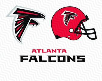 Atlanta Falcons Svg, Falcons Svg, NFL svg, Football Svg Files, T-shirt design, Cut files, Print Files, Vector Cut File, Football Logo,Cricut