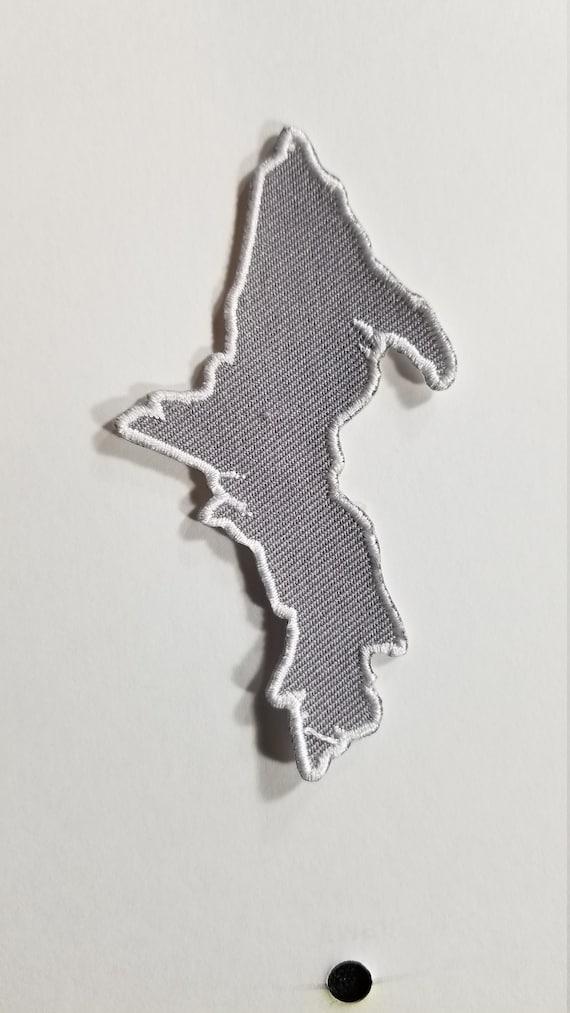 Michigan UP arm patch