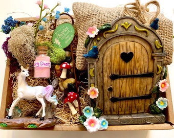 Fairy houses | Etsy