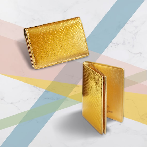 CAMILLE business card holder