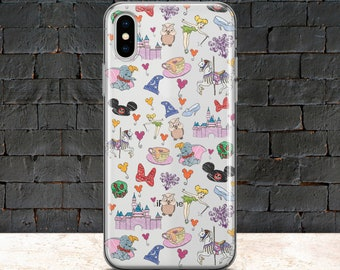 Disney Iphone Case Etsy