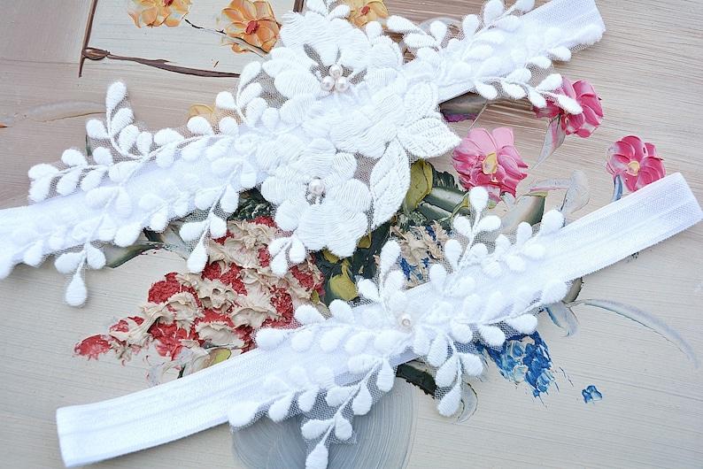 WhiteWedding Garter Set Garter Wedding Lace Wedding Garters White Lingerie Wedding Off  White Garters Off White Lace Garter Set For Bride