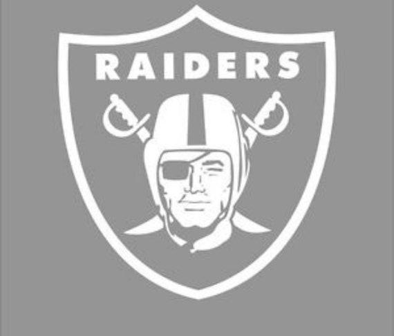 Raiders Decal