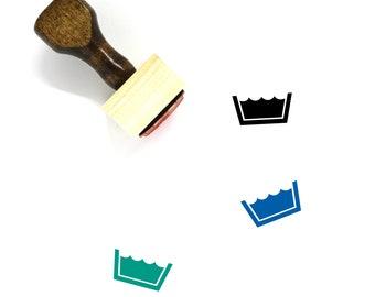 35 Wash Wooden Rubber Stamp No