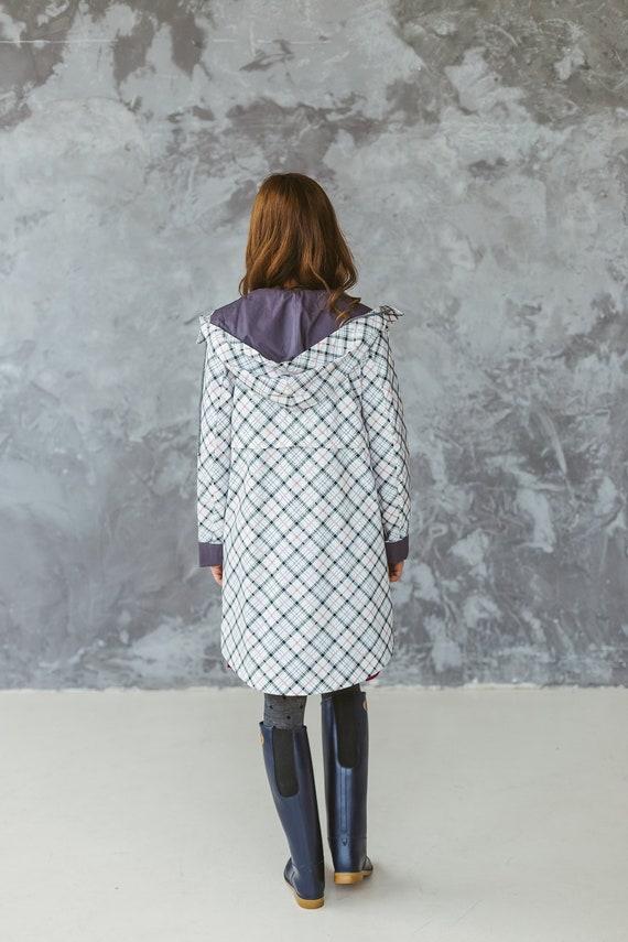 Reißverschluss Glänzende Frühling Durchgehender Kunststoff Taschen Trenchcoat Stehkragen RegenmantelMit Vinyl Für Frauen RegenjackePvc l1KFJc