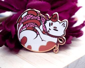 Yokai Cat Sticker Nekomata