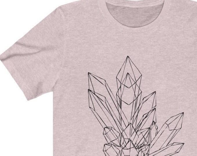 Dark Crystals Unisex Jersey Short Sleeve Tee