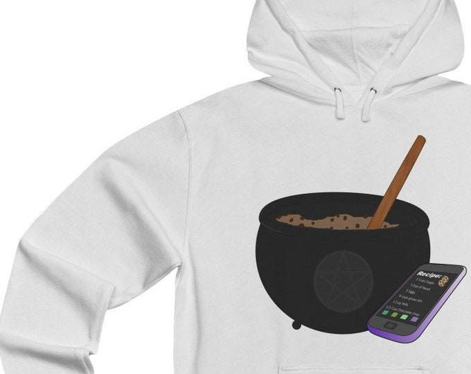 Cookies And Cauldrons Soft Lightweight Hoodie