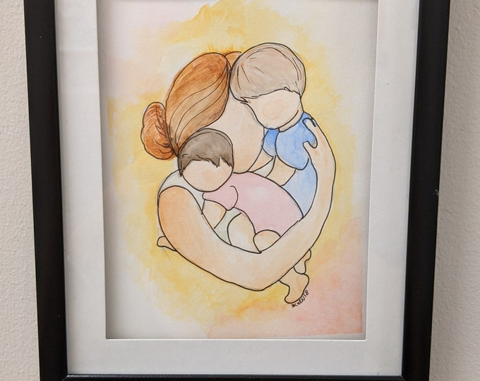 Mothers Embrace