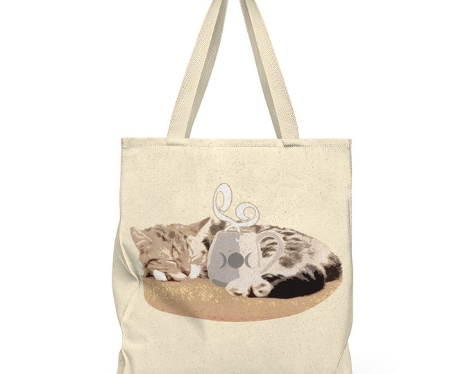 Two Of My Favorite Things Shoulder Tote Bag  Roomy