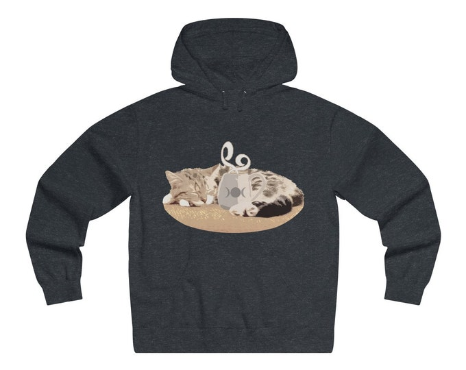 Two Of My Favorite Things   Soft Lightweight Pullover Hoodie