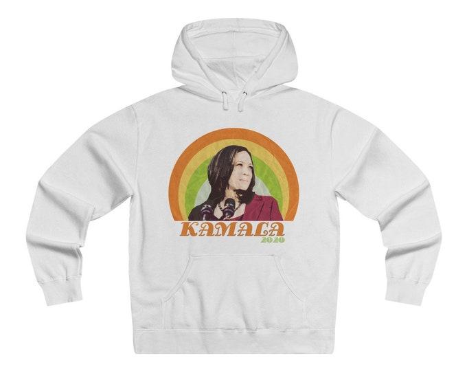 Kamala 2020 - Unisex Lightweight Pullover Hooded Sweatshirt