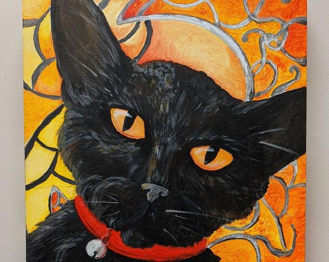 Black Cat Magic -