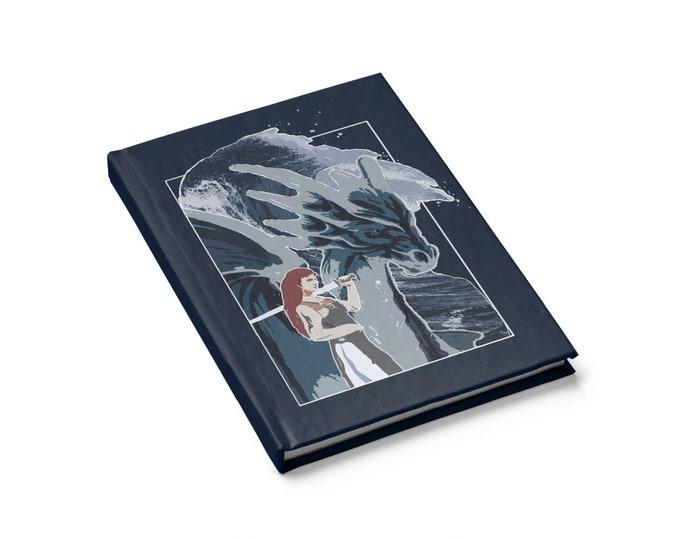 Warrior Witch Queen Journal  Blank