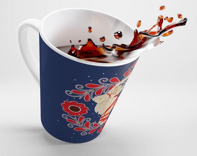Yule Goat  Latte Mug