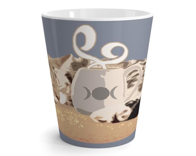 Two Of My Favorite Things Latte Mug