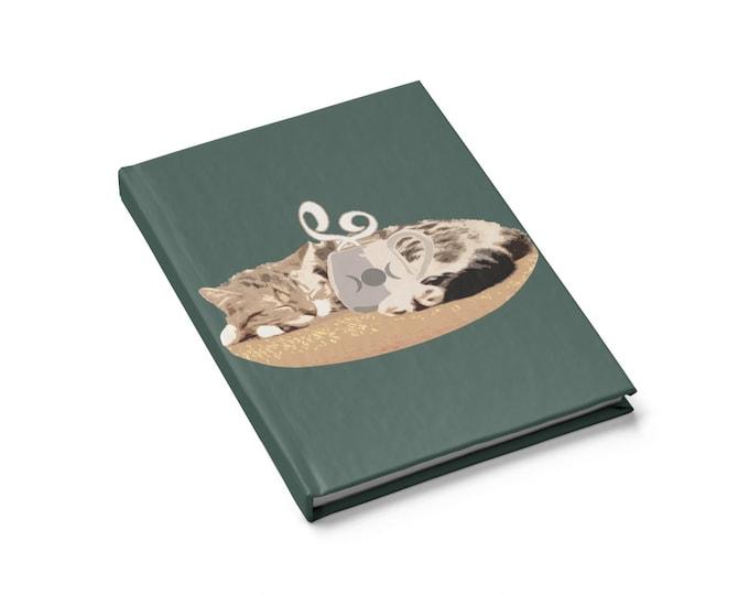 Two Of My Favorite Things  Journal  Blank