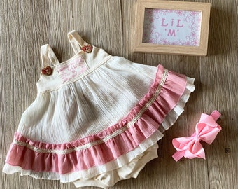 a683f4ffc621 Candy Creme Set! Baby Girls Clothes