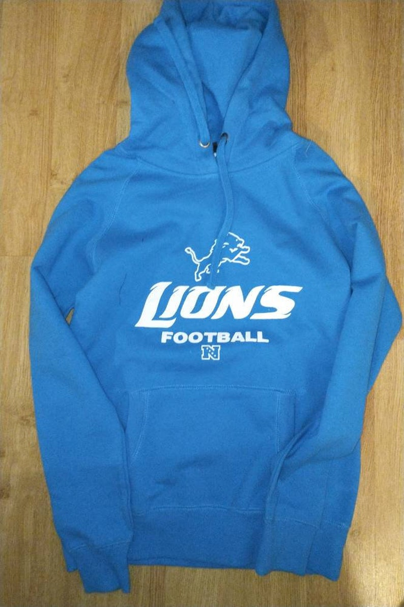 online store 88955 7f82d Never worn, XS Detroit Lions hoodie
