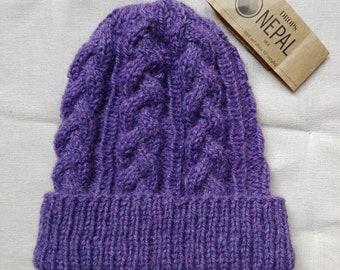 cappello invernale donna in lana 3045872b1edd