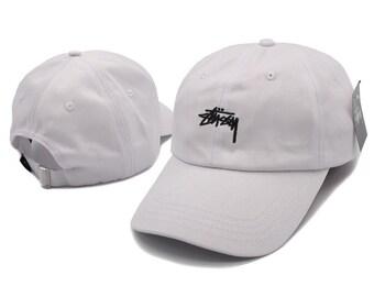 White stussy Baseball cap fd2d4d311e