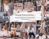Major Streetstyle LR preset by @theblondish