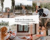 Tuscan Daydream Lightroom Preset by THEBLONDISH