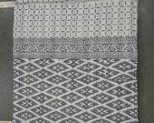 Hand Block Printed Kantha Quilt Cotton Kantha Bedspread Bedspread RALLI Cotton Handmade Home Décor Kantha Hand Block Printed Kantha