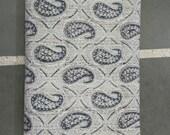 New Indian Hand Block Print Kantha Bedspread paisley Print Kantha Bed Cover kantha Throw