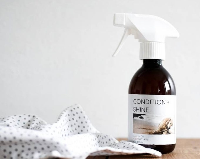 Ollie + Co | Leave-In Condition & Shine Spray for Dogs