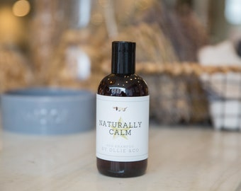 Naturally Calm Dog Shampoo with Lavender & Chamomile   Ollie and Co