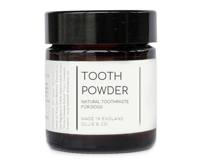 Ollie + Co | Natural Dog Tooth Powder