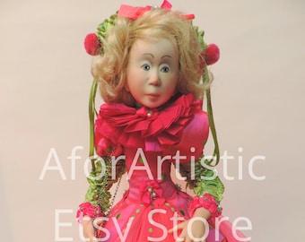 E-Class - How To Costume Dolls with Ankie Daanen, NIADA Artist