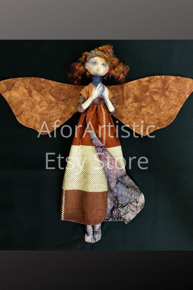 E-Class  Shinko Faith Moth by Leslie O'Leary NIADA image 0