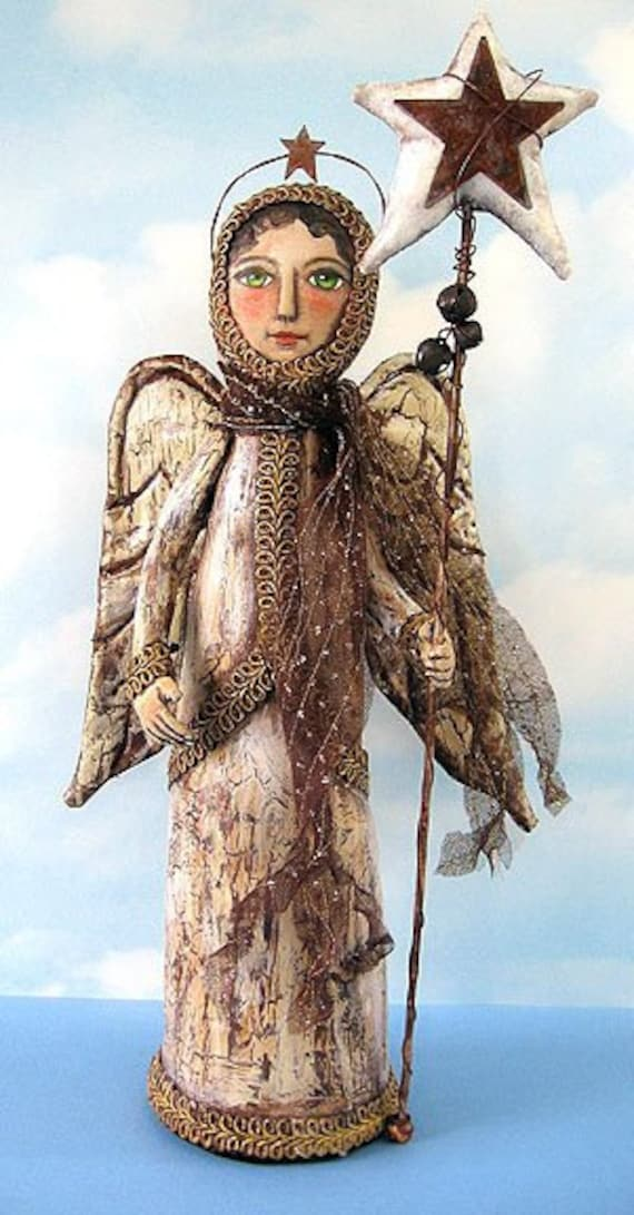 Angel Friends E-Pattern By Susan Barmore