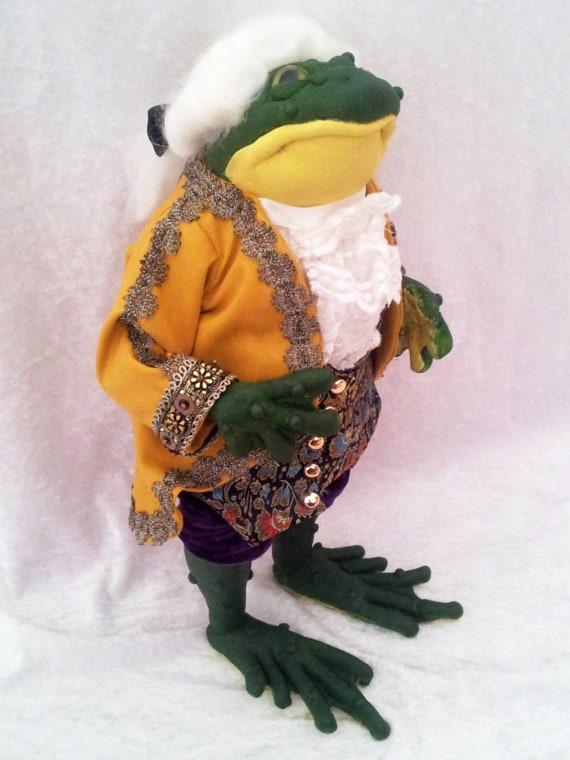 """*NEW* CLOTH ART DOLL PATTERN /""""TITANIA/"""" BY SUZETTE RUGOLO PAPER"""