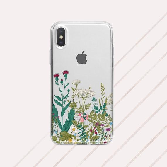 wildflower iphone xs case