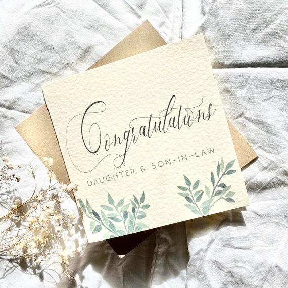 Glückwünsche Zur Hochzeit Für Tochter Und Schwiegersohn
