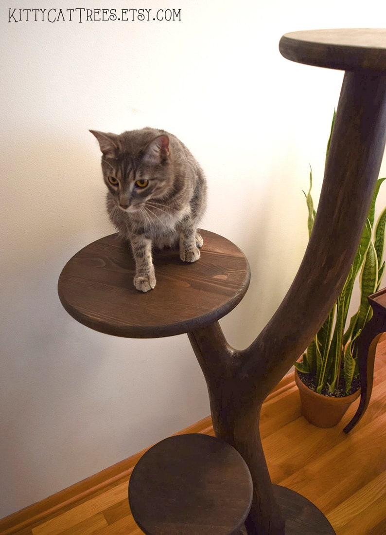 Natural Handmade Cat Tree