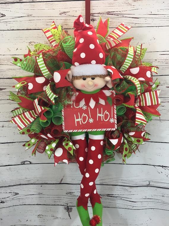 Dolls Houses 6 Christmas Tinsel Wreaths cardmaking Fairy Doors Xmas crafts