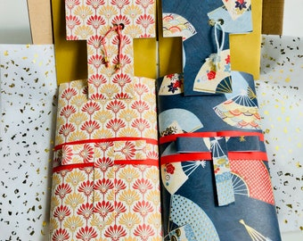 ADD ON! Luxury gift wrapping service and kimono card in gold envelope