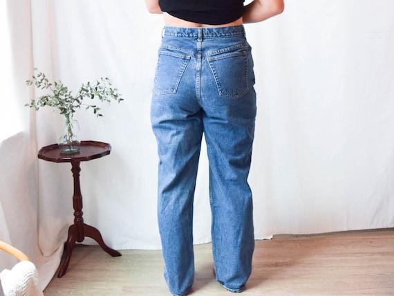 high waist jeans / 35W / high waisted jeans / vint