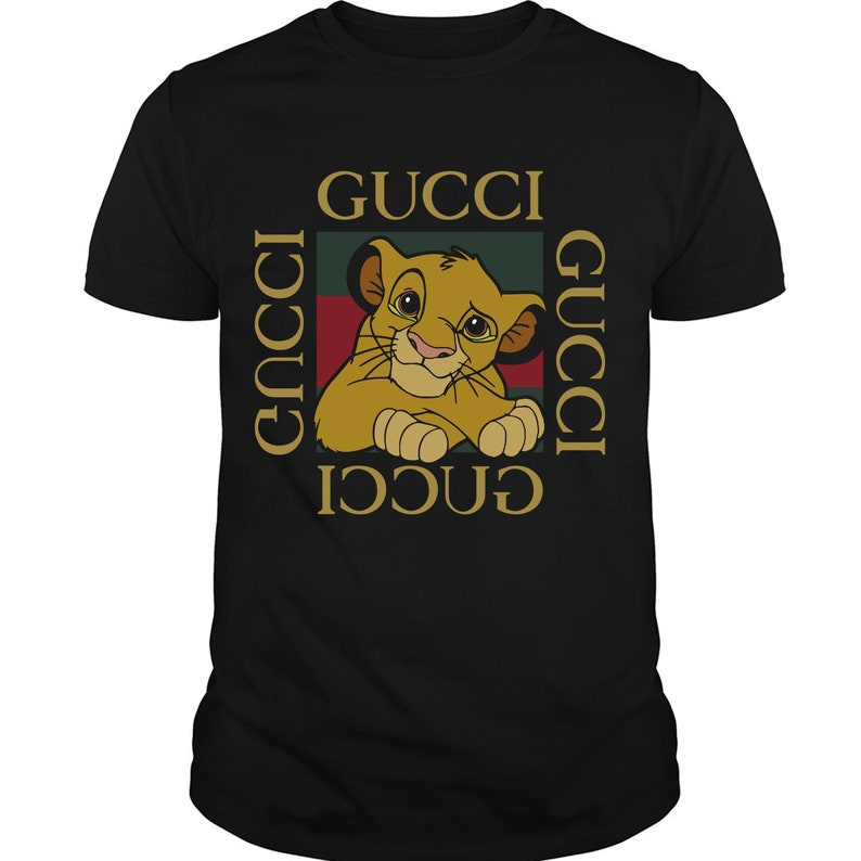8f775727 Vintage Gucci With Tiger T Shirt Gucci Tiger T Shirt Cool | Etsy