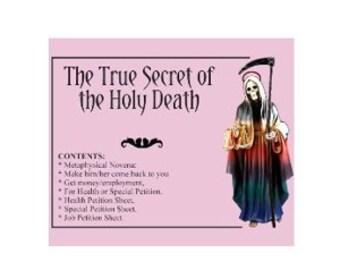 DEATH Santa Muerte After Life Neil Gaiman Life And t