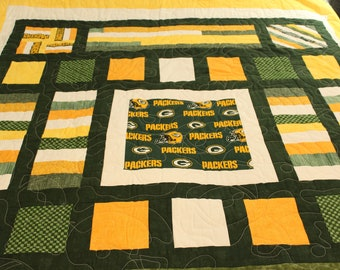 NFL Game Day Quilt